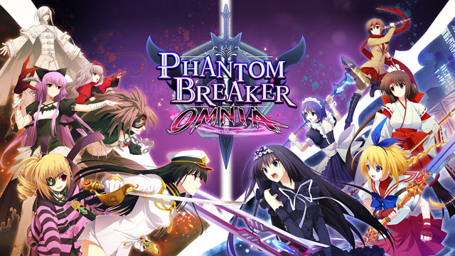 the phantom breaker: omnia logo and cast