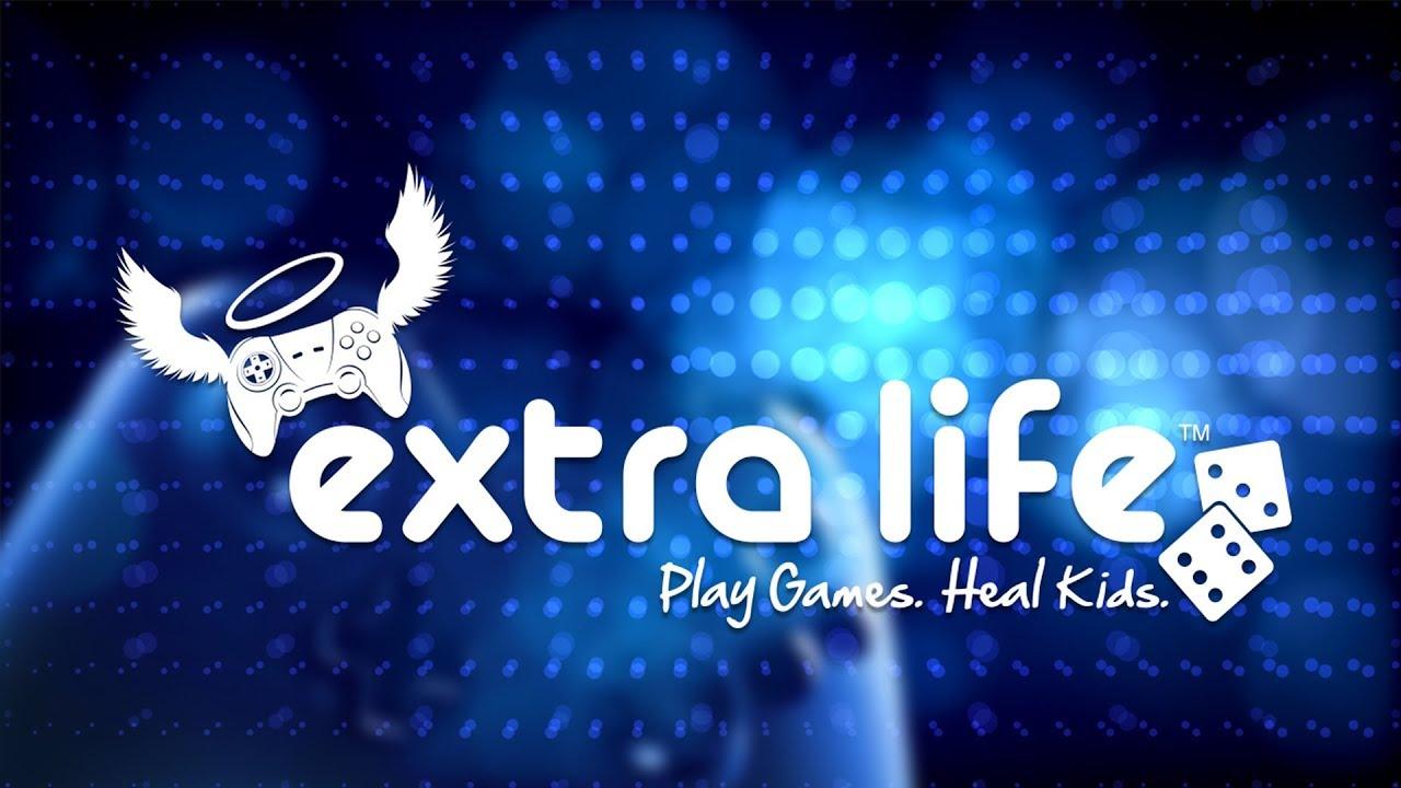 the extra life logo